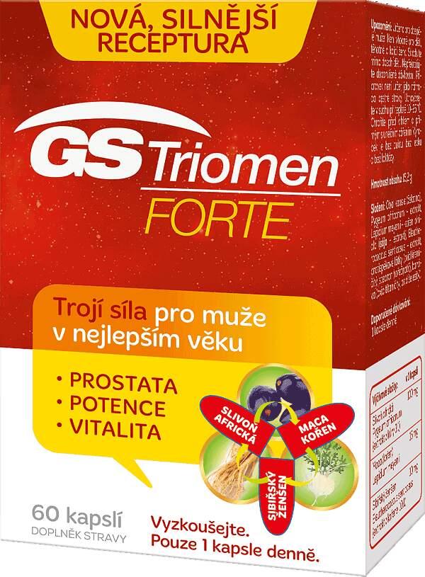 GS Triomen Forte cps.60