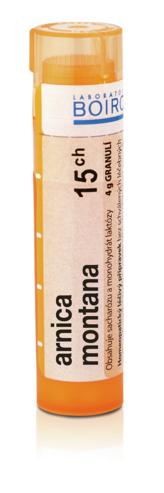 ARNICA MONTANA 15CH granule 4G