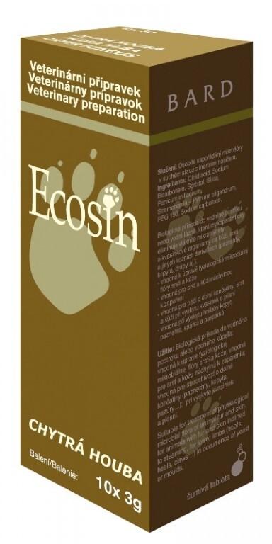 Chytrá houba ECOSIN 10x3g