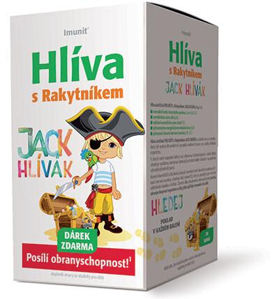 Hlíva JACK HLÍVÁK pro děti tbl.30