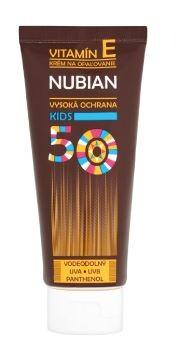 NUBIAN KIDS krém na opalování OF 50 100ml