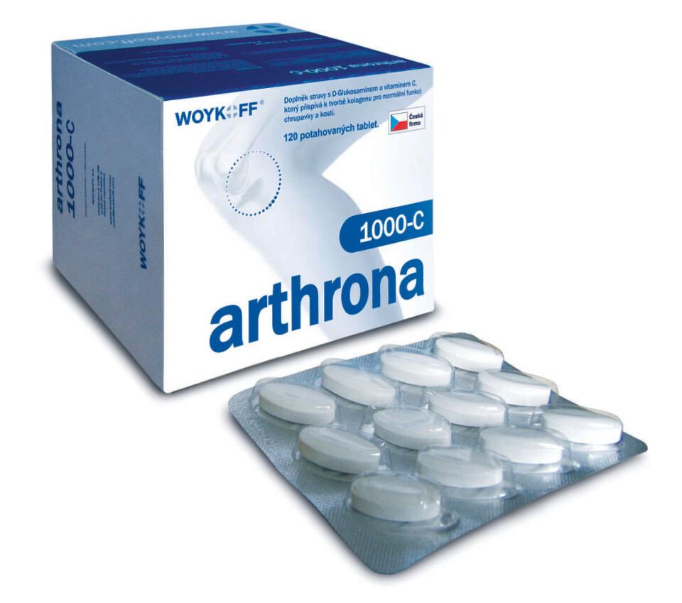 arthrona 1000-C tbl.120