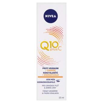 NIVEA oční krém pr.vráskám Q10 PLUS C 15ml č.84234