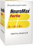 NEUROMAX FORTE 100MG/200MG/0,2MG potahované tablety 20