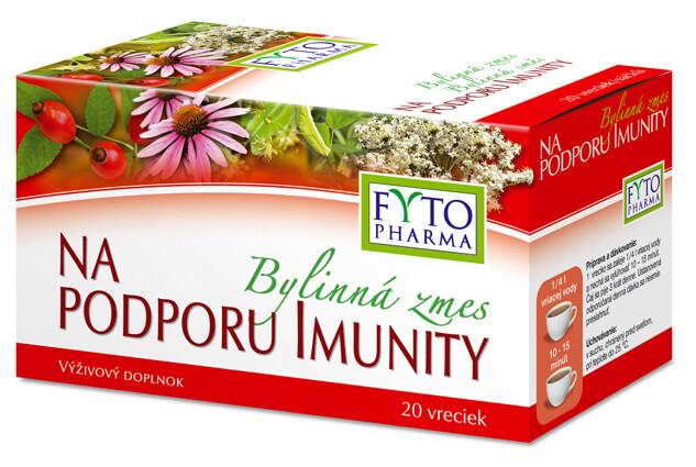 Bylinná směs na podporu imunity 20x1.5g Fytopharma
