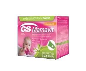 GS Mamavit tbl.120 dárek 2017