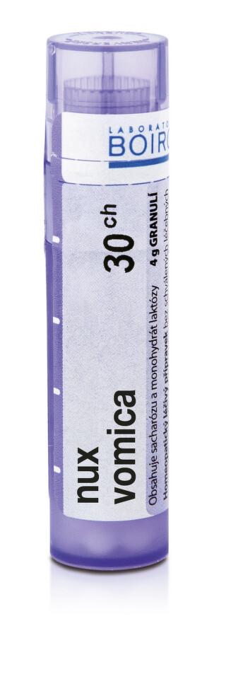 NUX VOMICA 30CH granule 4G