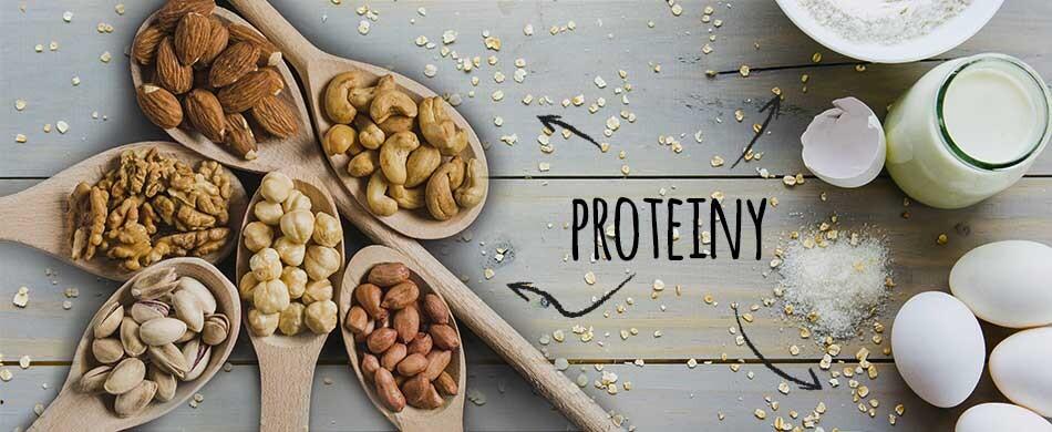 Co jsou proteiny