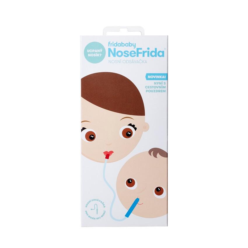 fridababy NoseFrida nosní odsávačka