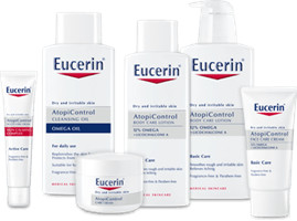 Eucerin AtopiControl - akce 2+1