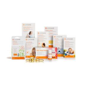 LIVSANE Vitamíny a minerály