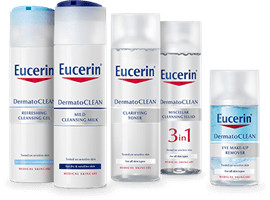 Eucerin DermatoCLEAN - akce 2+1
