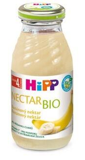 HiPP ŠŤÁVA BIO Banánový nektar 200ml