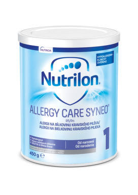 NUTRILON 1 ALLERGY CARE SYNEO perorální PLV SOL 450G