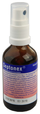 SEPTONEX kožní podání sprej, roztok 1X45ML
