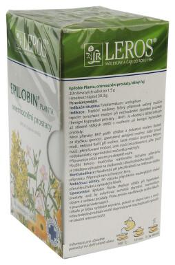 EPILOBIN PLANTA perorální léčivý čaj 20X1.5GMSÁČKY