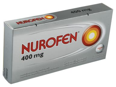 NUROFEN 400 MG perorální obalené tablety 12X400MG