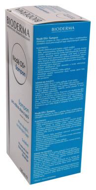 BIODERMA Nodé DS+ vlasový šamp. proti lupům 125ml