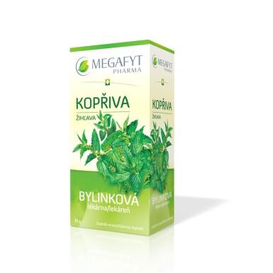 Megafyt Bylinková lékárna Kopřiva n.s.20x1.5g