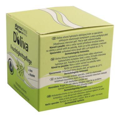Doliva olivový krém hydratační obličejový 50ml