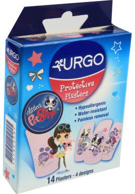 URGO Dětská náplast PetShop 14ks