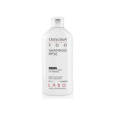 Crescina šampon 500 podpora růstu vlasů ženy 200ml