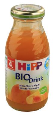 HiPP ŠŤÁVA BIO Meruňkový nápoj 200ml