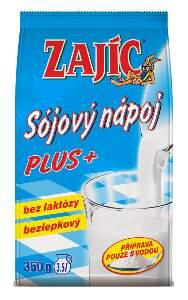 Sójový nápoj - Zajíc plus 350g-sáček