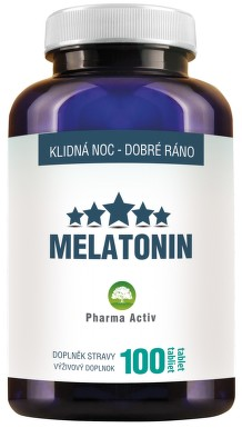 Melatonin 100 tablet