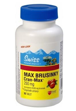 Swiss MAX BRUSINKY 8500mg tbl.90