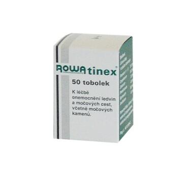 ROWATINEX perorální měkké tobolky 50