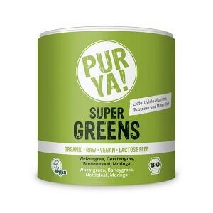PURYA! Bio Vegan Směs zelených potravin 150 g