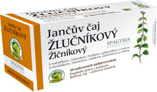 Jančův čaj žlučníkový n.s. 20x1.7g