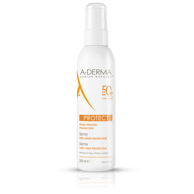 A-DERMA Protect Sprej SPF50+ 200ml
