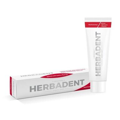 Herbadent Professional bylinná zubní pasta 100g