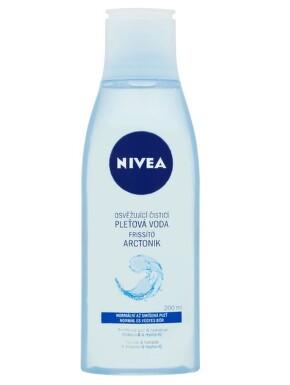 NIVEA Visage čist.pleť.voda N/S pleť 200ml č.81105