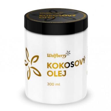 Bio panenský kokosový olej 300ml