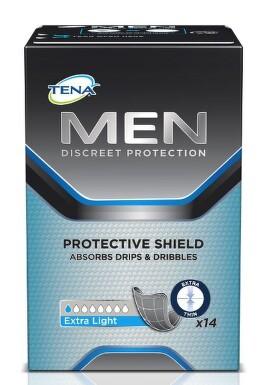 Inkont.vlož.TENA Men Protective Shield 14ks 750459