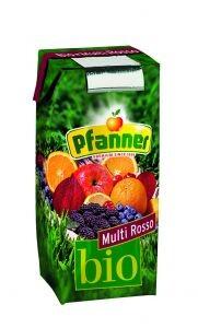 PFANNER Multi Rosso 100% BIO 0.2l