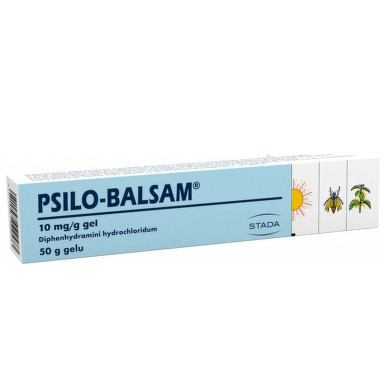 PSILO-BALSAM 10MG/G gely 50G