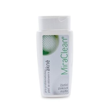 MIRACLEAN Akné čistící zinkové mýdlo 200ml