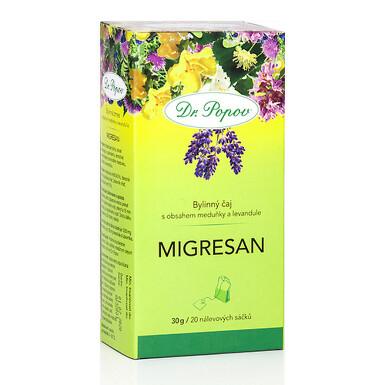 Dr.Popov Čaj Migresan n.s.20x1.5g