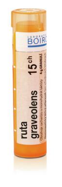 RUTA GRAVEOLENS 15CH granule 4G