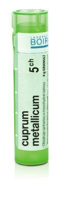 CUPRUM METALLICUM 5CH granule 1X4G