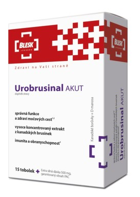 BLESK Urobrusinal AKUT tob.15