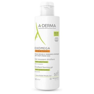 A-DERMA Exomega CONTROL Zvláč.pěnivý gel 500ml