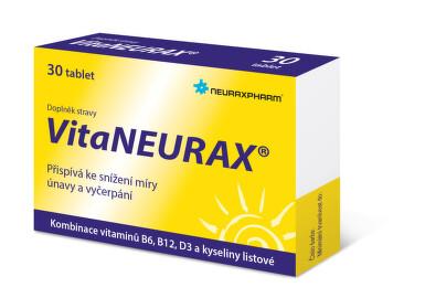 VitaNEURAX tbl. 30