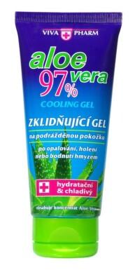 Aloe Vera 97% zklidňující gel 100ml