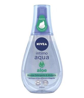NIVEA Pěna pro intimní hygienu Aloe 250ml 82171
