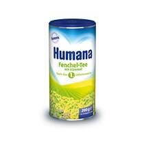 Humana Čaj fenyklový 200g po 1. týdnu